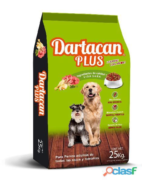 Alimento seco para perro dartacan plus