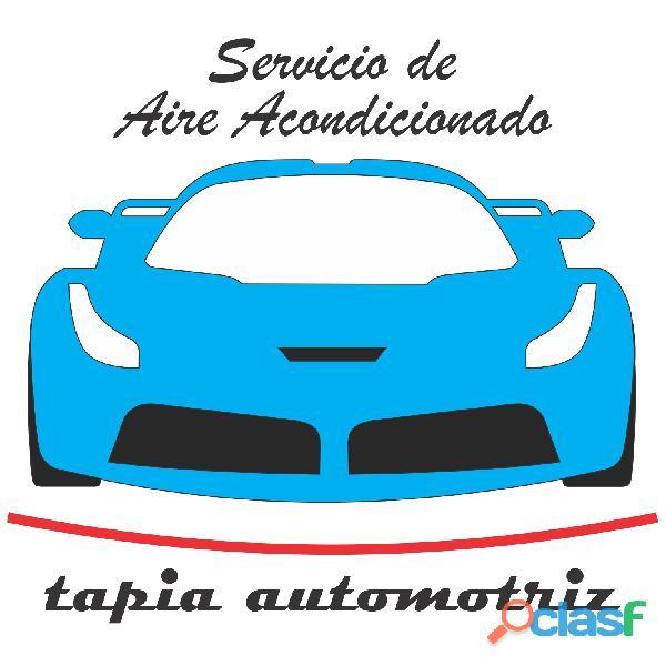 Reparación de Aire Acondicionado tapia automotriz
