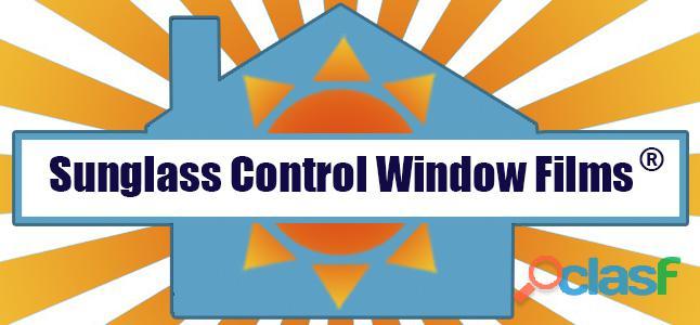 Películas de seguridad, control solar, privacidad, decorativas y automotriz para cristales.
