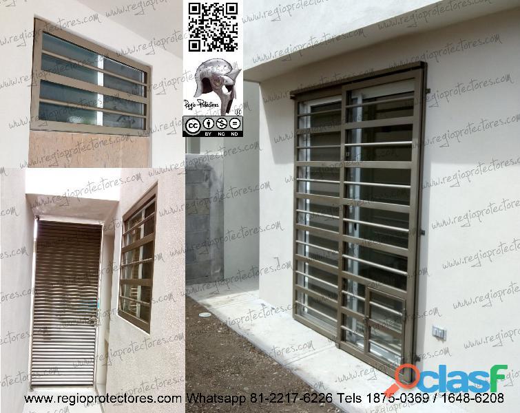 Regio Protectores   Instal en Fracc:Cumbres la Rioja 04051