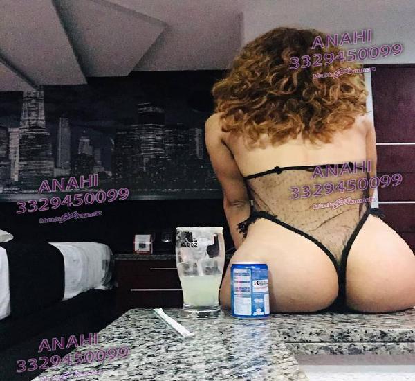 ANAHI FLAQUITA EXCITANTE AL 3329450099 N