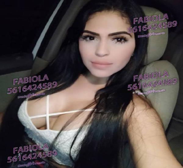 FABI ME ENCANTA EL SEXO Y COMPLACERTE 2 HRS X 650