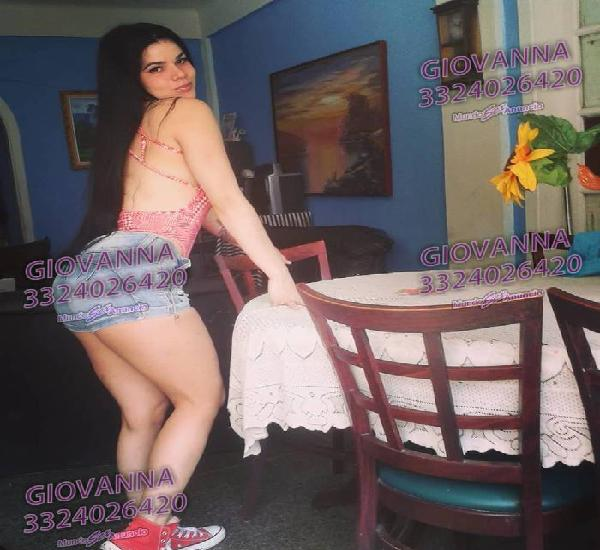 GIOVANNA))___chica linda Traviesa Con ganas de COJER R