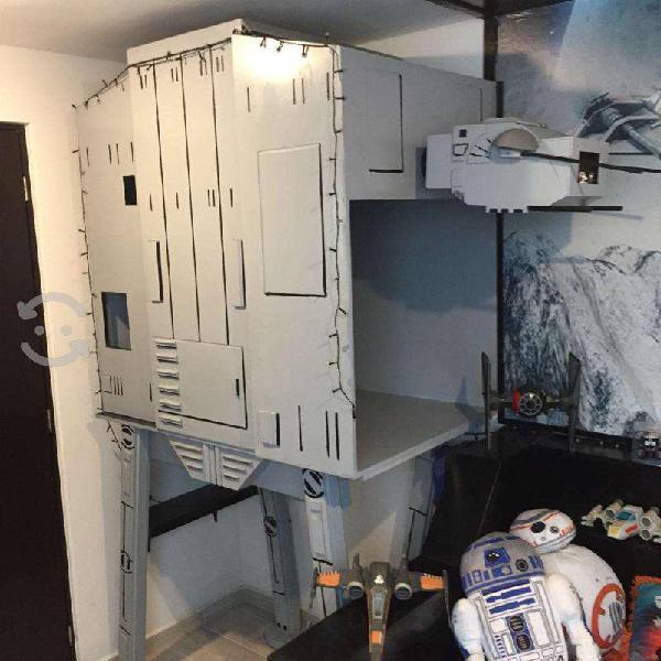 Star wars vendo juguetero decorativo at at 4