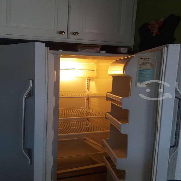 Vendo por viaje refrigerador magic chef