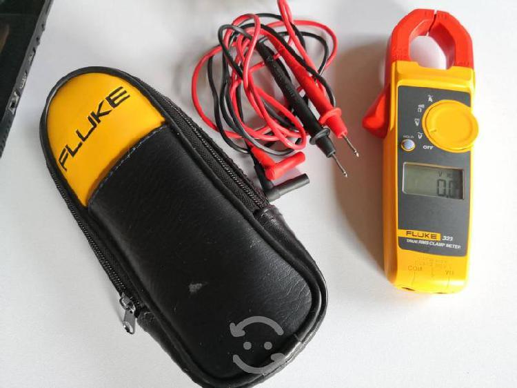Amperimetro fluke 323