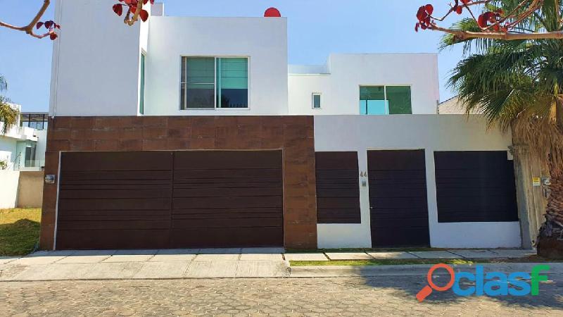 Casa en venta en Puebla Residencial San Angel