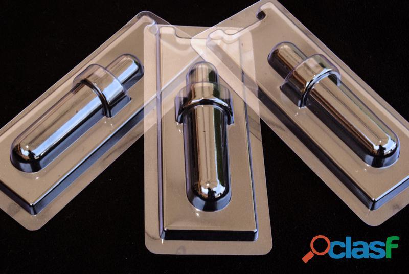 Moldes para termoformado (fabricación de empaques)