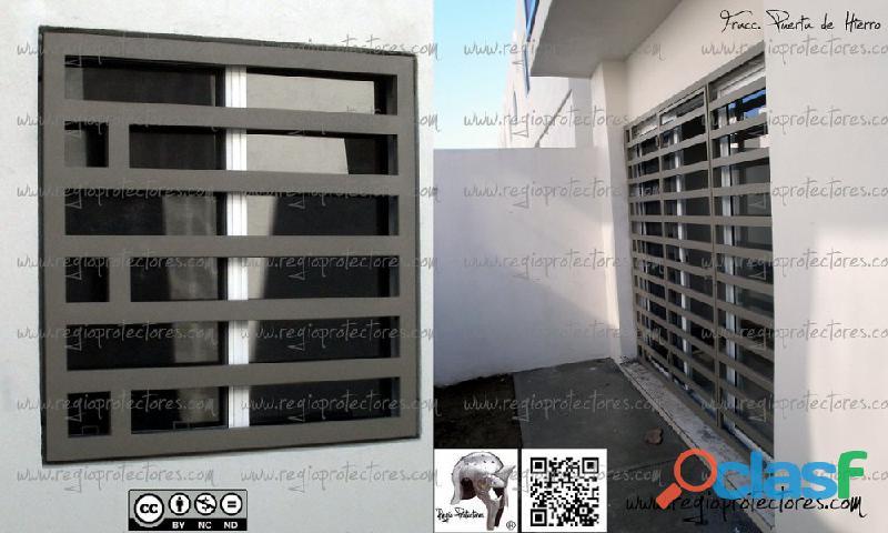 Regio Protectores   Instal en Fracc:Puerta de Hierro 04078