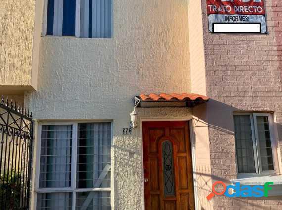 Bonita casa 2 plantas, villas del aire, zapopan