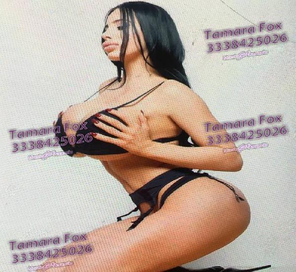 TAMARA FOX EXUBERANTE VOLUPTUOSA CULOTE ENORME OPERADO BEBE