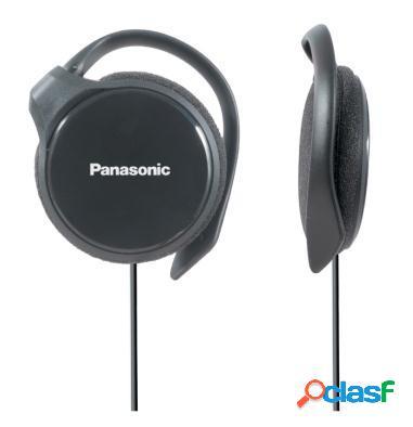 Panasonic audífonos supraaurales rp-hs46, alámbrico, 1.1 metros, 3.5mm, negro