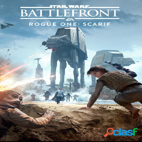 Star wars battlefront rogue one: scarif, xbox one - producto digital descargable