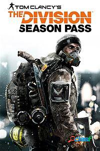 Tom clancy's the division season pass, xbox one - producto digital descargable
