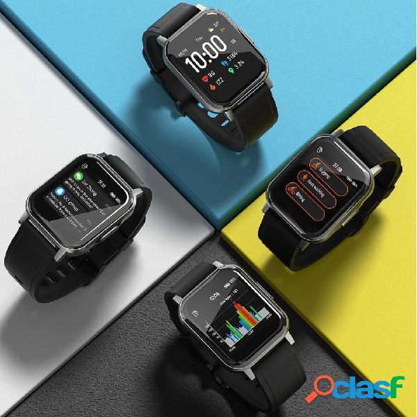 Pantalla grande a todo color en color ture de 1.4 pulgadas resolución 320ppi 12 modos deportivos bluetooth 5.0 reloj inteligente