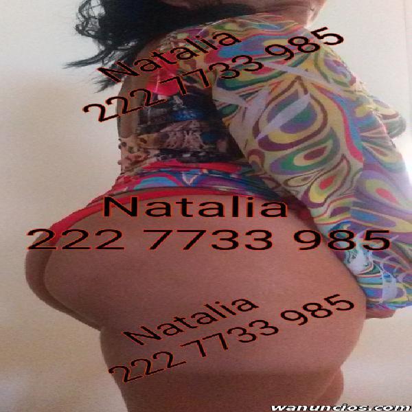 Natalia morena fogosa madura deliciosa nalgona