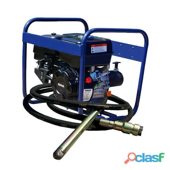 Vibrador de concreto/gasolina