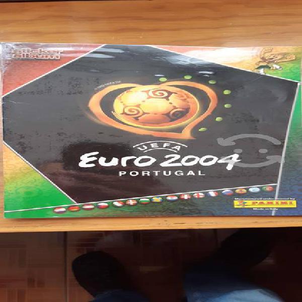 Album eurocopa 2004 panini completo