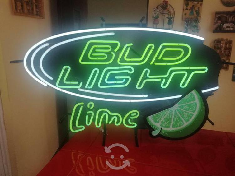 Anuncios luminosos vintage neon gas para bar