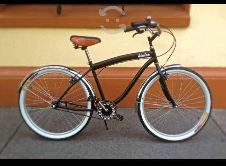 Bici vintage - kiclos clásica