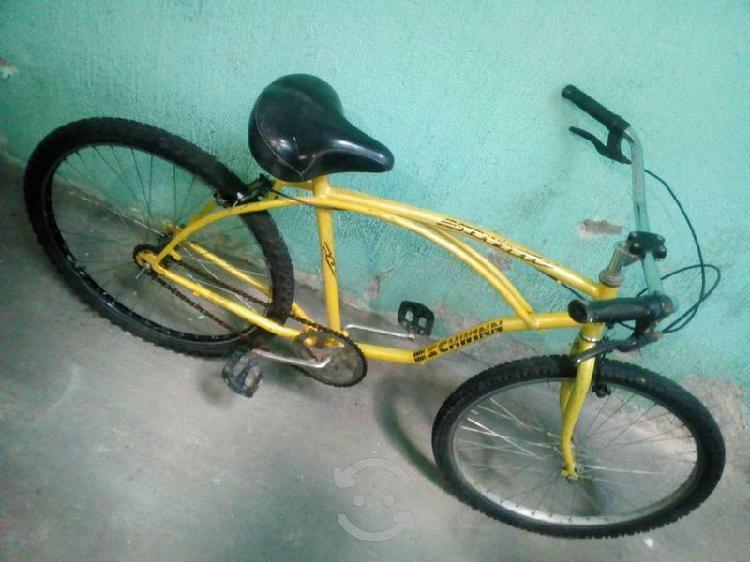 Bici schwinn r26 usada rines de aluminio, ligerita