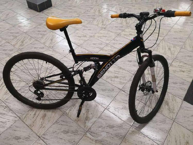 Bicicleta benotto montaña hook r27.5