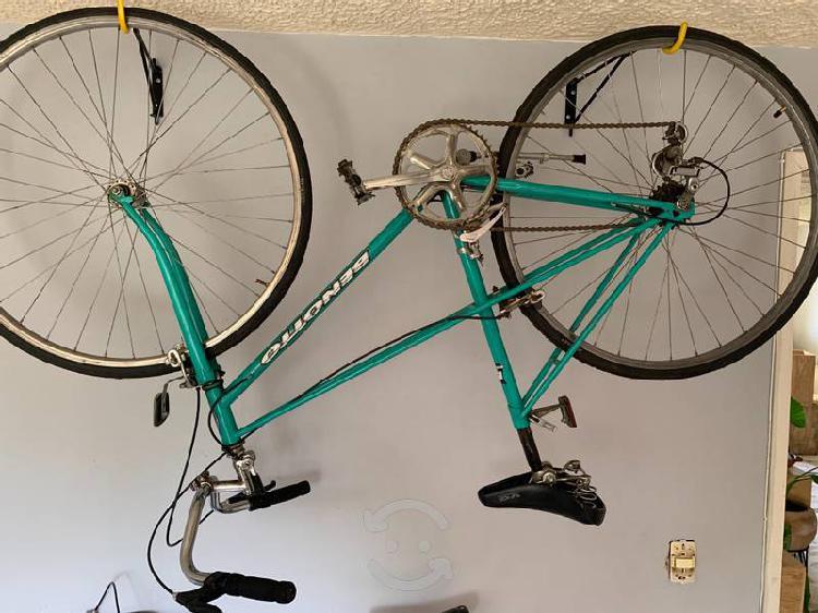 Bicicleta benotto mujer urbana