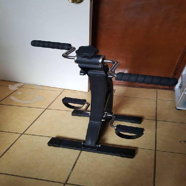 Bicicleta fija dual