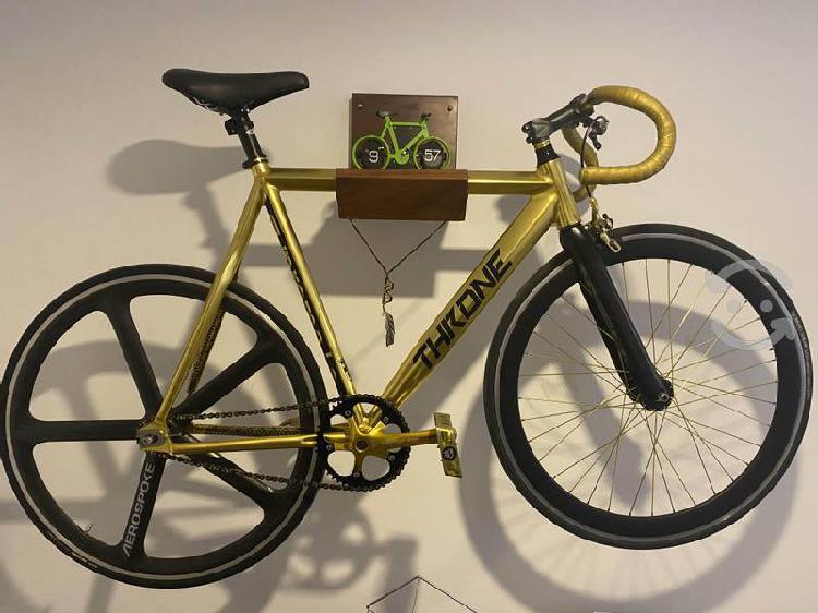 Bicicleta fixie edición especial