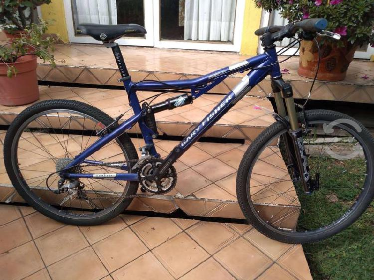 Bicicleta gary fisher 3+ shimano sram trek cannond