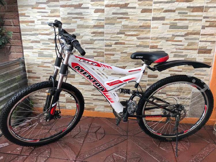 Bicicleta mentor br