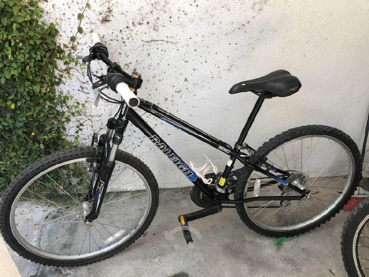 Bicicleta de montaña raleigh modelo mojave 2.0