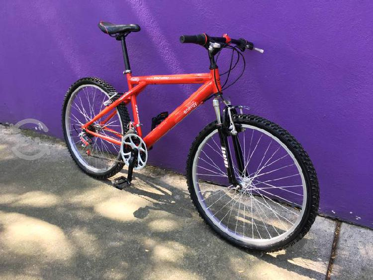 Bicicleta de montaña turbo r26
