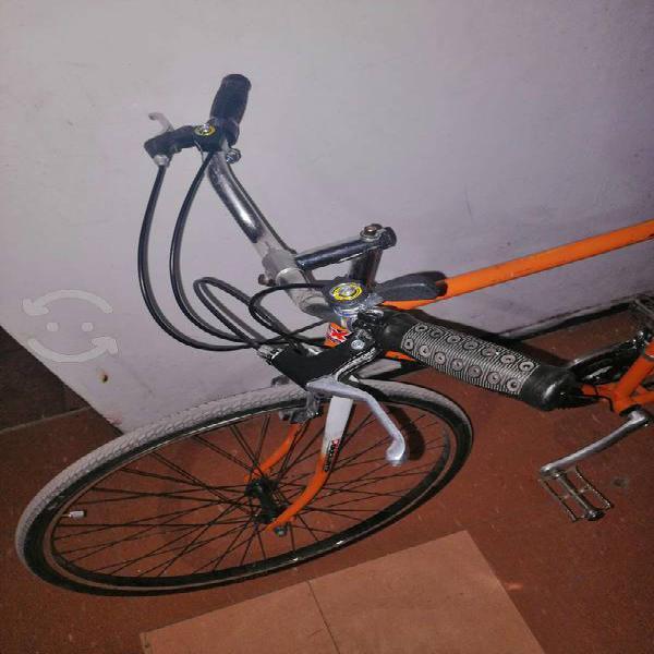 Bicicleta de ruta shimano