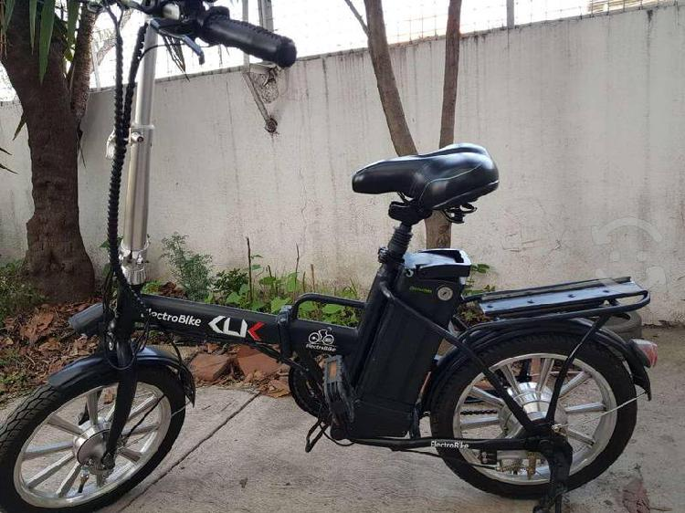 Bicicleta electrica electrobike