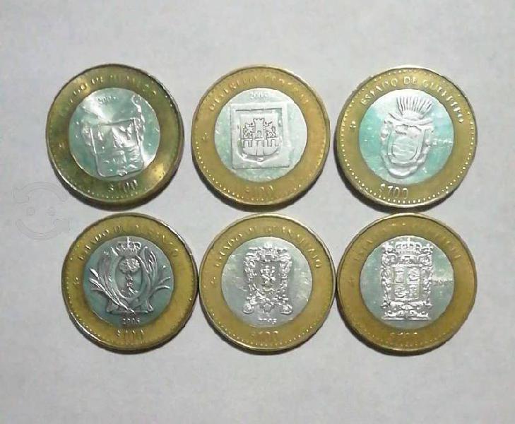 Compro monedas...