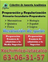 Curso de regularización