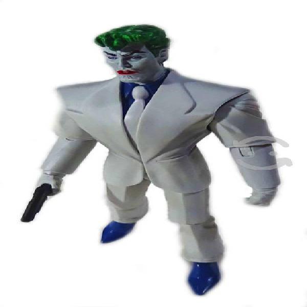 Figura joker guason dc comics batman mattel joker