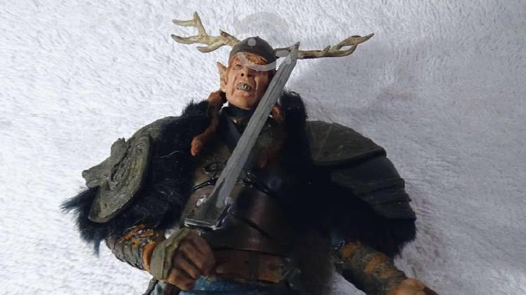 Figura spawn the viking age dark raider mc farlane