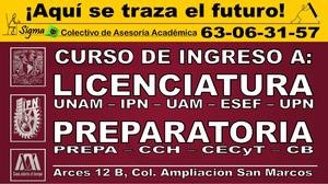 Ingreso a la licenciatura 2021