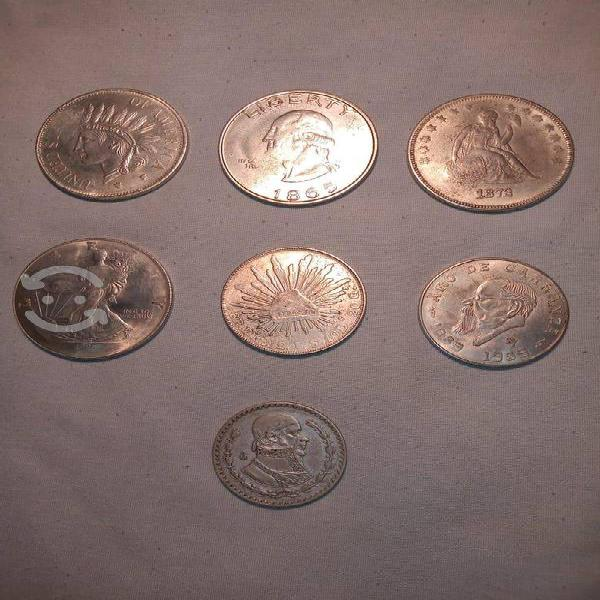 Lote de 1408 monedas antiguas