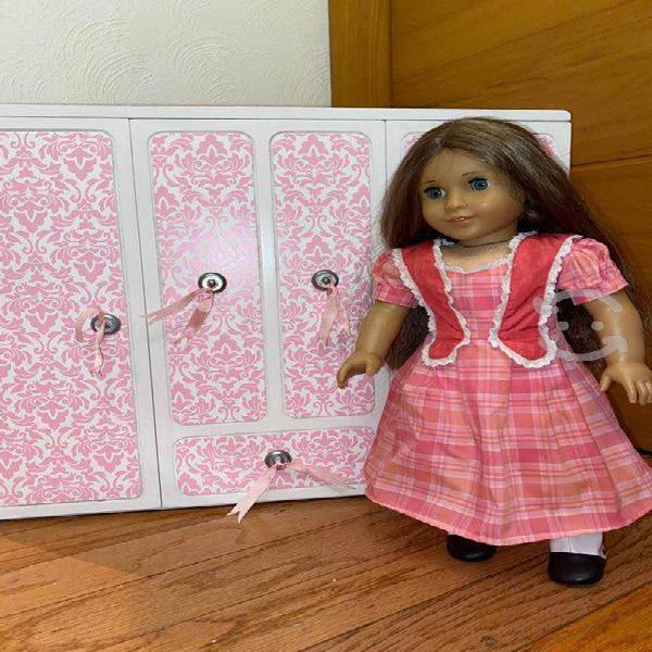 Muñeca american girl - marie grace