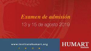 Oferta académica instituto humart