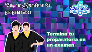Preparatoria en un examen