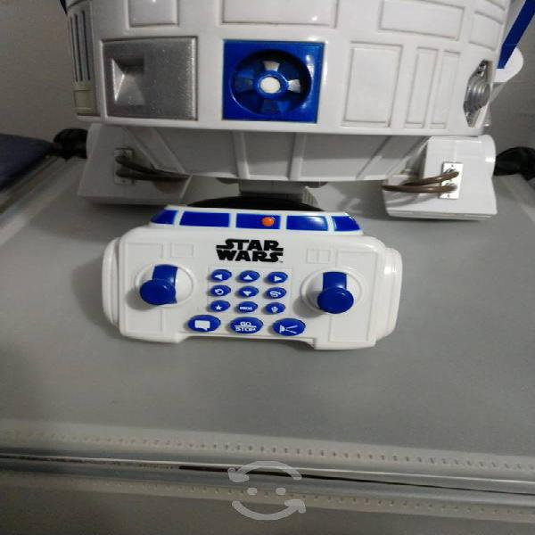 Star wars figura electrónica