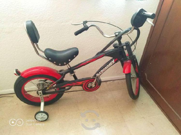 Se vende bella bicicleta
