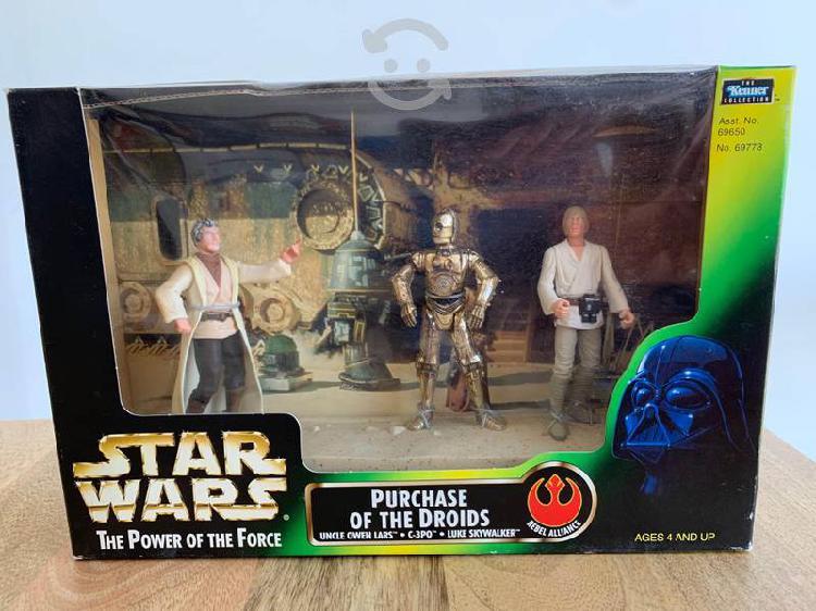 Star wars purchase of te droids nuevo ver. japón