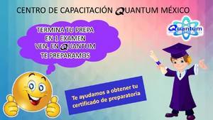 Te ayudamos a obtener tu certificado de preparatoria