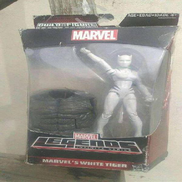 White tiger marvel legends