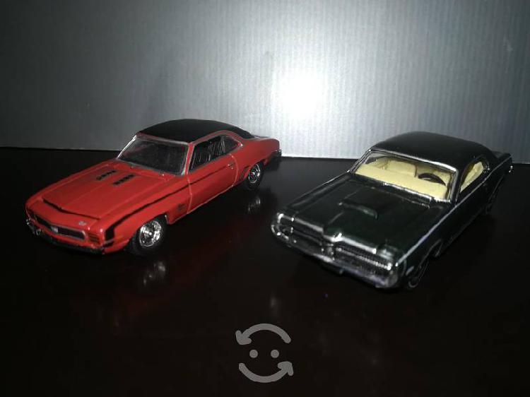 Autos de colección greenlight
